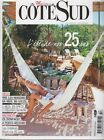 Maisons Cote Sud No 154 June 2015 in FRENCH