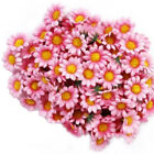 10pcs PINK Artificial Small Chrysanthemum Daisy Silk Flower Home Party Decor