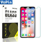 Retail Box Lot 9H Premium Tempered Glass Screen Protector for iPhone Xs Max Xs