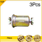 Fuel Filter 3X Hastings Filters fits 1980 TOYOTA CELICA L6 26LFIVin M