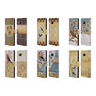 OFFICIAL RACHEL PAXTON BIRDS LEATHER BOOK WALLET CASE COVER FOR SAMSUNG PHONES 1