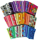 10 Fat Quarters Tula Pink FreeSpirit Assorted Floral Flowers Animals M22216