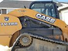 2013 Case TV380 Track Skid Steer Loader Crawler 90HP Only 1042 Hours