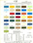 1974 FORD PICKUP TRUCK F 100 F 250 F 350 BRONCO ECONOLINE VAN PAINT CHIPS PPG