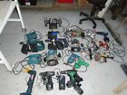 MAKITA HITACHI BOSCH AND OTHER Spares Or Repair 17 POWER TOOLS (JOB LOT)