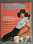 EASYRIDERS Motorcycle Magazine August 1972 Great Shape