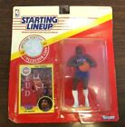 1991 STARTING LINEUP: ISIAH THOMAS W/ COIN (FAST FREE SHIPPING)