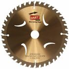 DART Gold TCT Wood Blades Thin Kerf 190mm x 16mm Bore x 28 Teeth ATB STK1901628