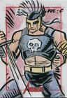 Rittenhouse Archives Marvel Greatest Heroes Sketch Card By Unknown Artist