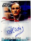 Top 10 James Bond Autographed Trading Cards 18