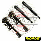 Monroe Brand New Complete Front & Rear Shocks For Pacifica 2004-08