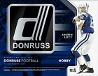 2017 Donruss Football Hobby Box 24 Packs Box, 1 Autograph & 1 Memorabilia