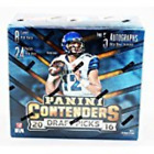 2016 Panini Contenders Draft Picks Football HOBBY box 24 pk