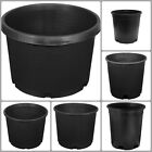 Plastic Nursery Flower Pots Planter Home Garden Decor More Thicker And Durable