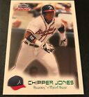 Chipper Jones Cards, Rookie Cards and Autograph Memorabilia Buying Guide 21
