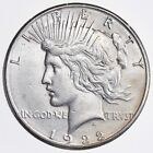 Early 1922 S Peace Silver Dollar 90 Silver US Coin 605