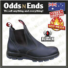 Redback UBOK Non Safety Work Boots Elastic Sided Bobcat Leather with FREE GIFT