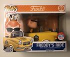 Funko Pop Freddy's Ride Yellow Taxi #59 2016 NYCC Exclusive LE 2000 PCS