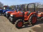 Kubota L3408 4x4 Compact tractor Mint condition