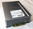 Genuine Dell Precision T3610 T5610 685W Switching Power Supply YP00X WPVG2