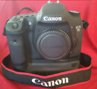 Canon EOS 7D 180MP Digital SLR Camera Body w BG E7 Battery Grip Black