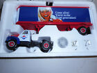 First Gear 1960 Mack B 61 Tractor Trailer Pepsi Cola Semi Truck 134 Diecast NIB