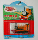 Thomas & Friends Ertl Diecast Duncan Train New NOS MOC 1996 Collectors Toy