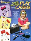Take-Along Play Cases ~ Doctor Sew Tool & Make-Up Sets plastic canvas patterns