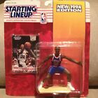 1994 Sean Elliott San Antonio Spurs Starting Lineup Basketball Detroit Pistons