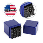 36Pc 4mm Letter  Number Stamp Set A Z 0 9 Punches Metal Plastic Leather Wood