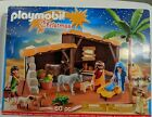 PLAYMOBIL Nativity Stable with Manger Play Set 5588