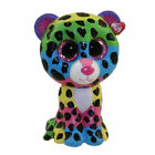 TY Beanie Boos Mini Boo Figure - DOTTY Rainbow Leopard Mystery Chaser (2 inch)