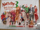 NATIVITY 3 personally signed 14x11 Mr POPPY played by MARC WOOTON