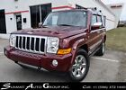 2007 Jeep Commander 4WD-OVERLAND-EDITION-TOP-OF-LINE-Sport-Utility
