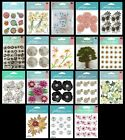 U CHOOSE Jolees FLOWERS Stickers Trees Daisy Daisies Lilies Cacti Cactus Cherry