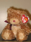 Ty Beanie Baby ~ BEARY MUCH the Bear ~TY Store Exclusive~ MINT with MINT TAGS