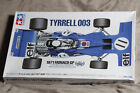 TAMIYA #12054  1/12  TYRRELL 003 MONACO  - FACTORY SEALED