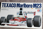 1/12th scale Tamiya Texaco Marlboro M23 Formula 1 F1 model kit