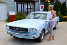 1965 Ford Mustang 1965 Ford Mustang Coupe 302 Automatic Power Brakes Air Condition Power Steering