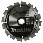 Makita SPECIALIZED Knot & Nail Cutting Saw Blade 235mm 24T 30mm