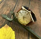 MB03) Vintage Zenith Pilot Manual Men's Watch cal. 120-T 18j Swiss Made Used
