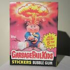 1986 Garbage Pail Kids 5th Series Box And 48 Unopened Packs Beautiful Condition