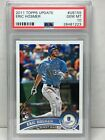 2011 Topps Update Eric Hosmer #US155 PSA 10 Rookie RC Royals