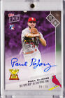 Paul DeJong Autograph 2017 Topps Now RC MLB All Star Rookie OS-12D 06 25 AUTO