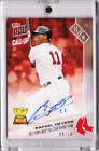 Rafael Devers Autograph 2017 Topps Now RC MLB All Star Rookie OS-13E 08 10 AUTO
