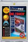 (2) ULTRA PRO 100 PT UV One Touch Magnetic Holder for THICK CARDS or Jersey card