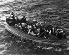 New 11x14 Photo: Survivors of the RMS TITANIC Sinking in Collapsible Lifeboat