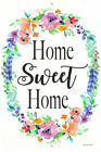 Home Sweet Home Sign Garden Sign Welcome Sign Home Decor Metal Sign