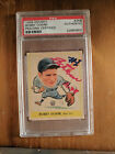 Bobby Doerr 1938 Goudey PSA DNA autographed auto ROOKIE RC HOF Boston Red Sox