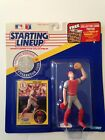 1991 Starting Lineup Todd Zeile Figure W/ Coin and Card. Cardinals!